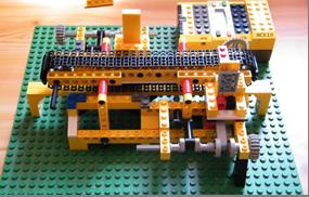 maintenance jeux sérieux LEGO